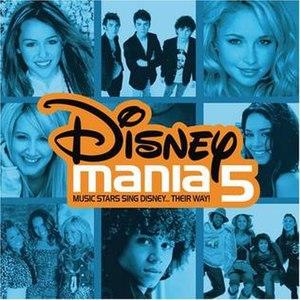 Disneymania 5 - Image: Disney Mania 5