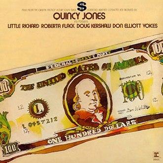 Dollar$ (soundtrack) - Image: Dollar$ Cover