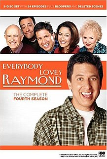 <i>Everybody Loves Raymond</i> (season 4) season of television series