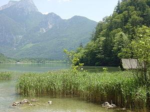 Eisenerz - Leopoldstein Lake
