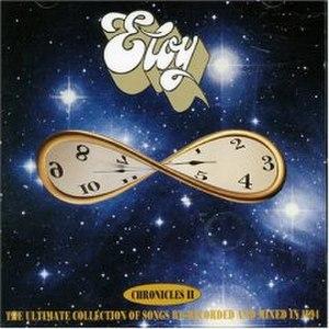 Chronicles II (album) - Image: Eloy Chronicles II Cover