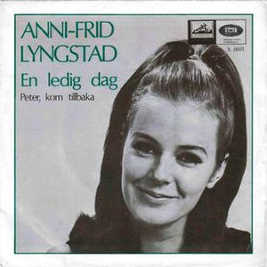 En ledig dag - Image: En Ledig Dag single cover