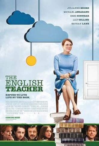 The English Teacher (film) - Theatrical release poster