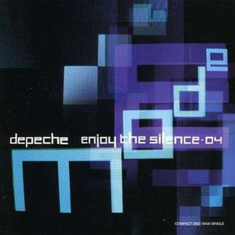 Enjoy the Silence 04 - Image: Enjoythesilence 04