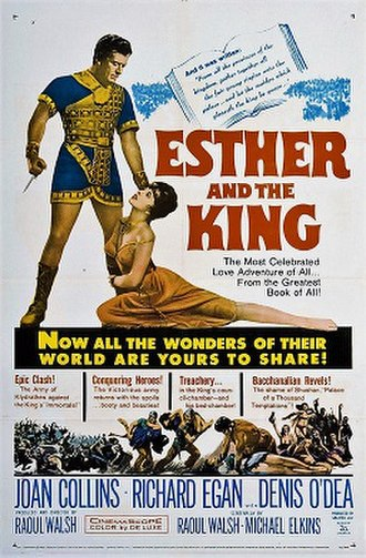 Esther and the King - Theatrical poster