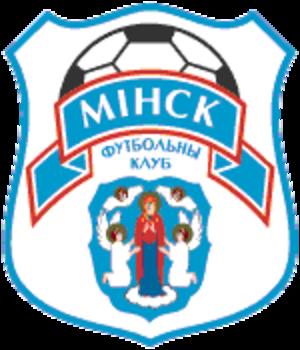 FC Minsk - FC Minsk logo during 2006–2013