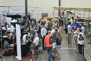 FlightSimCon - Vendors at FlightSimCon 2015