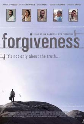 Forgiveness (2004 film) - The movie poster.