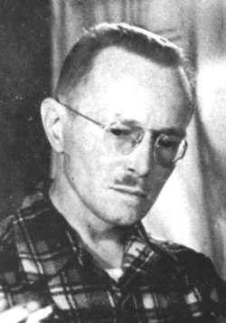 Fredric Brown, date unknown