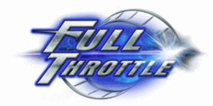 Full Throttle (roller coaster) - Image: Full Throttle logo