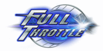 Full Throttle (roller coaster) - Image: Full Throttle logo