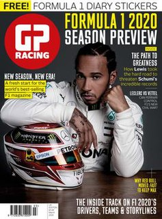 <i>GP Racing</i> Monthly magazine