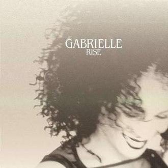 Rise (Gabrielle album) - Image: Gabrielle Rise