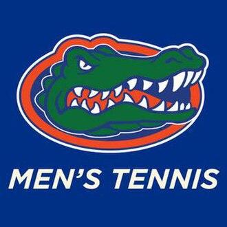 Florida Gators men's tennis - Image: Gators men's tennis logo