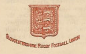 Gloucestershire Rugby Football Union - Image: Gloucestershire County RFU Logo