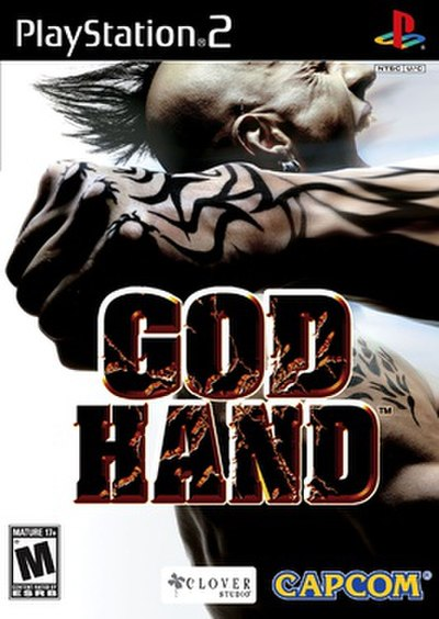 Picture of a game: God Hand