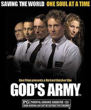 God's Army (film) - Image: Godsarmy