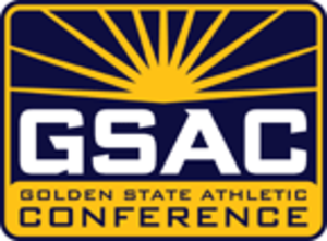 Golden State Athletic Conference - Image: Golden State Athletic Conference logo