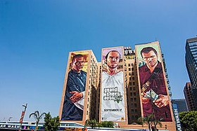 Development of Grand Theft Auto V - Wikipedia