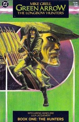 Green Arrow The Longbow Hunters