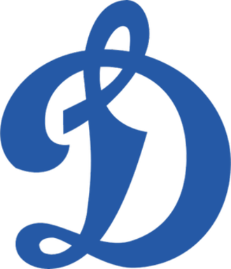 Dynamo Moscow Bandy Club - The D from the logo, sometimes used for itself as a logo for Dynamo Moscow.