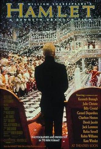 Hamlet (1996 film) - Film poster