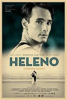 <i>Heleno</i> 2011 film directed by José Henrique Fonseca