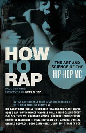 How to Rap - Image: Howtorap