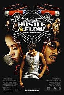 <i>Hustle & Flow</i> 2005 film directed by Craig Brewer