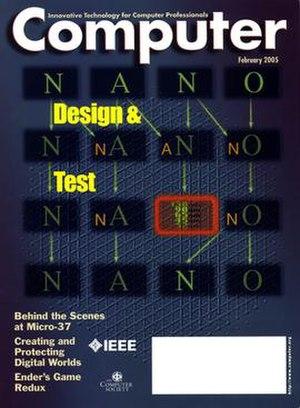 Computer (magazine) - Image: IEEE Computer