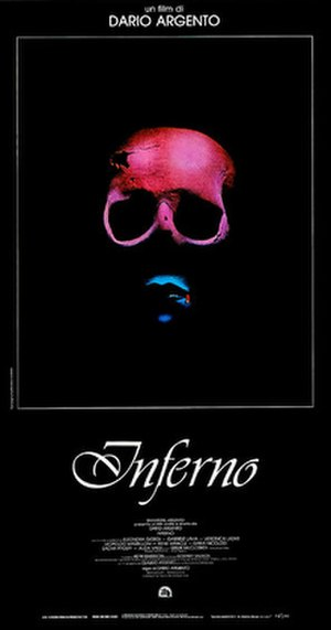 Inferno (1980 film) - French theatrical release poster