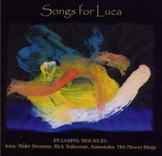 <i>Songs for Luca</i> 2003 studio album by Various artists