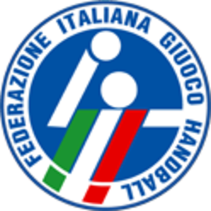Italy national handball team - Image: Italy national handball team logo