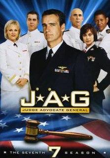 <i>JAG</i> (season 7) Season of television series
