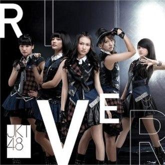 River (AKB48 song) - Image: JKT48River THEATER