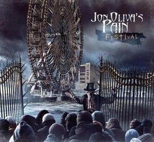Festival (Jon Oliva's Pain album) - Image: JOP festival