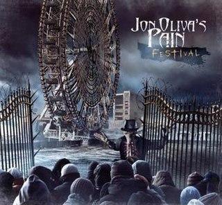 <i>Festival</i> (Jon Olivas Pain album) 2010 studio album by Jon Olivas Pain