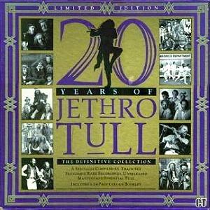 20 Years of Jethro Tull - Image: Jethro Tull Twenty Years Box