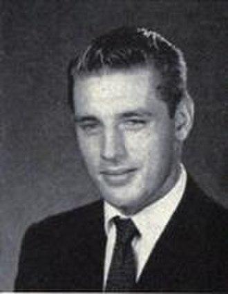 Joe Moss - Moss as a senior at Maryland