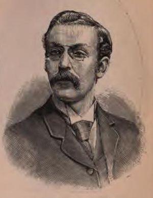 John Maden - Maden in 1895.