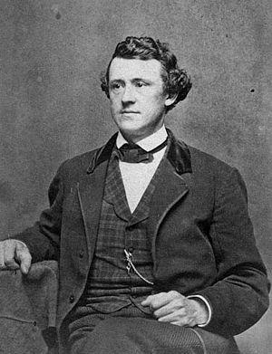 Joseph Wharton - Wharton, circa 1850