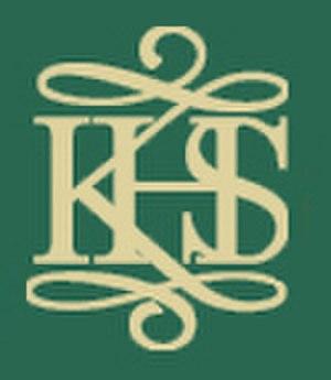 Kingswood House School - Image: K Ingswood House School Crest