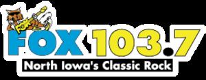 KLKK - Image: KLKK Fox 103.7 logo