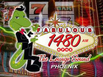 KPHX - 1480 KPHX The Lounge Sound logo used from January 1, 2009 - July 6, 2009