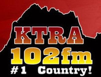 KTRA-FM - Image: KTRA FM logo