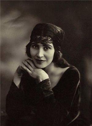 Kathleen Garman - Image: Kathleen garman 1921