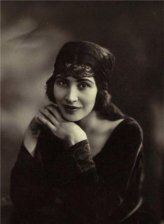 Kathleen Garman - Image: Kathleen garman 1921