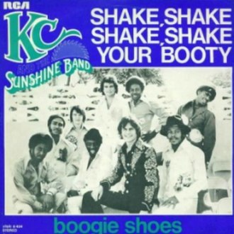 (Shake, Shake, Shake) Shake Your Booty - Image: Kc shake booty single