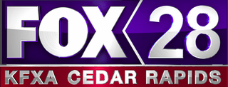 KFXA Fox affiliate in Cedar Rapids, Iowa