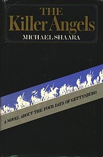 novel by Michael Shaara